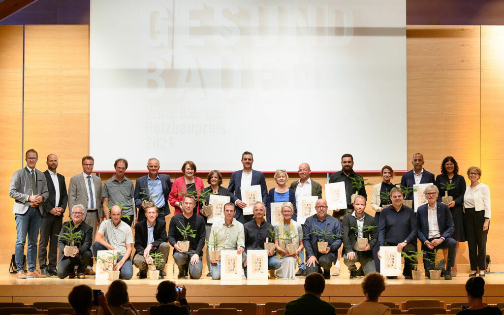Holzbaupreis Vorarlberg 2021